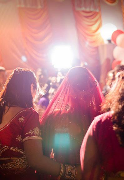 Entry of the Bride by Hazel Captures Wedding-photography | Weddings Photos & Ideas