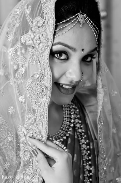 Traditional Bridal Shot by Hazel Captures Wedding-photography | Weddings Photos & Ideas