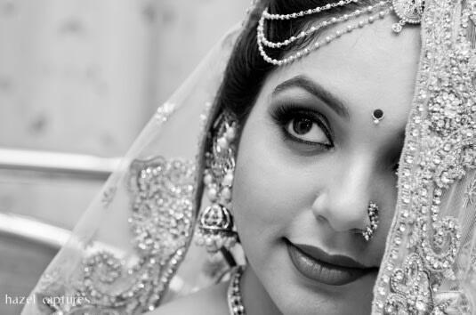 Bold Eye Makeup by Hazel Captures Wedding-photography | Weddings Photos & Ideas
