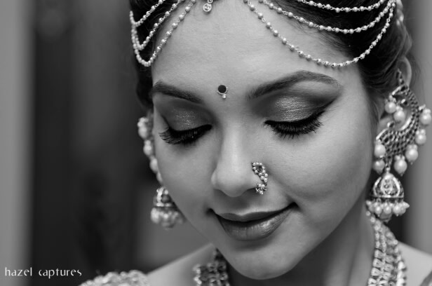 Smoky Eye Makeup by Hazel Captures Wedding-photography | Weddings Photos & Ideas