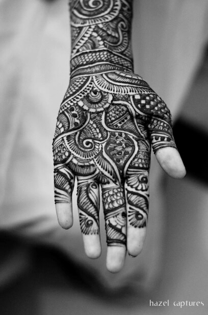 Bridal Mehendi Design by Hazel Captures Wedding-photography | Weddings Photos & Ideas
