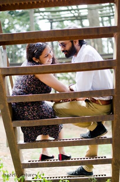 Couple Portrait by Hazel Captures Wedding-photography | Weddings Photos & Ideas