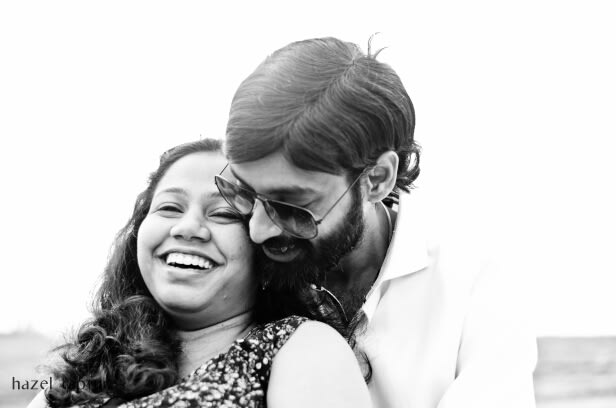 Black and white couple shot by Hazel Captures Wedding-photography | Weddings Photos & Ideas
