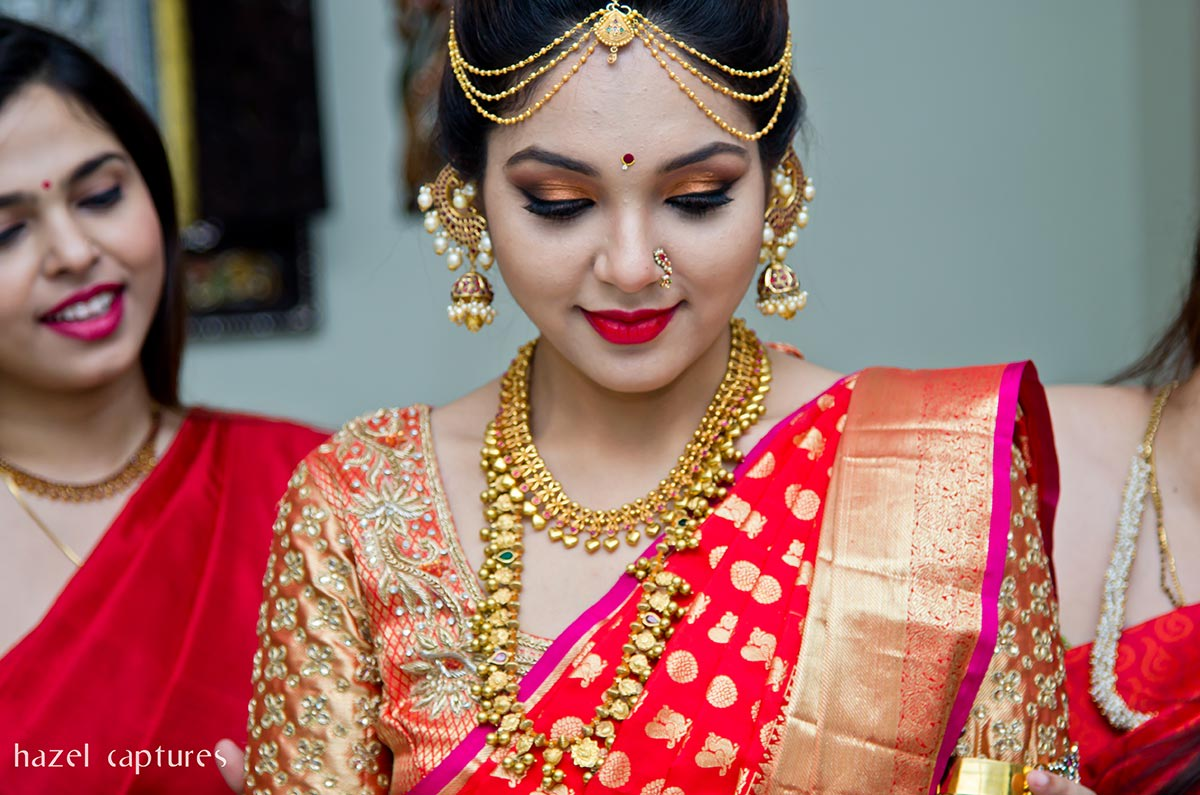 Bridal Wedding Day Shot by Hazel Captures Wedding-photography | Weddings Photos & Ideas