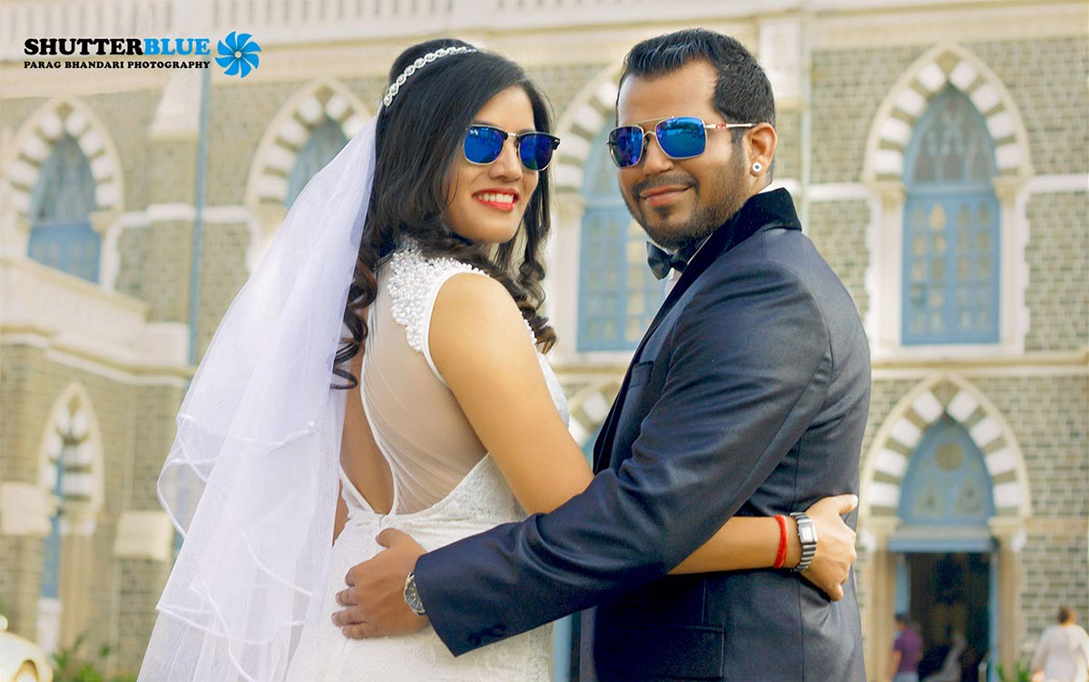 Classic Couple on their Wedding day by Shutter Blue - Parag Bhandari Photography Wedding-photography | Weddings Photos & Ideas
