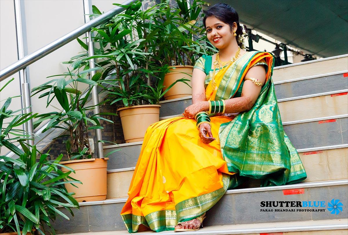 Bride Wedding Day Shot by Shutter Blue - Parag Bhandari Photography Wedding-photography | Weddings Photos & Ideas