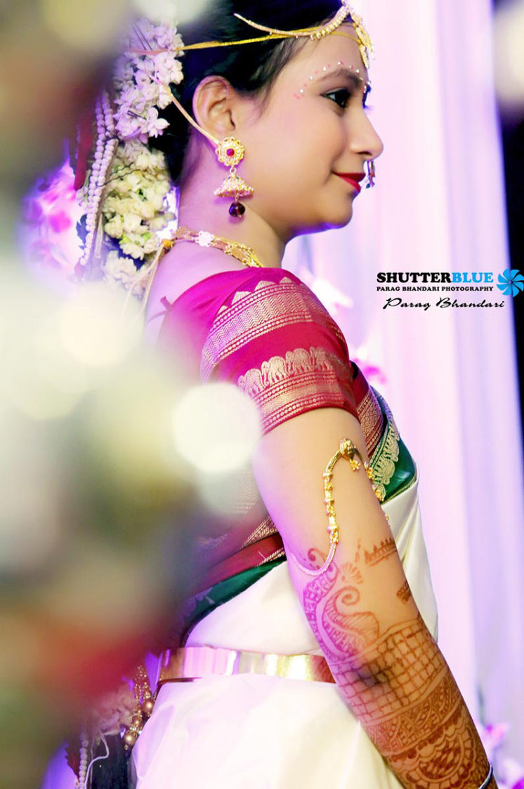 Bride Portrait by Shutter Blue - Parag Bhandari Photography Wedding-photography | Weddings Photos & Ideas