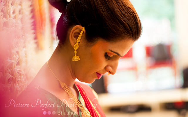 A portrait of the elegant bride by Picture perfect photography  Wedding-photography | Weddings Photos & Ideas