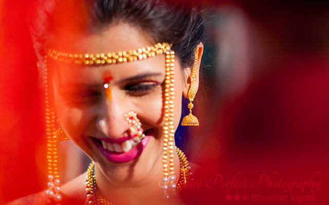 A happy bride by Picture perfect photography  Wedding-photography | Weddings Photos & Ideas