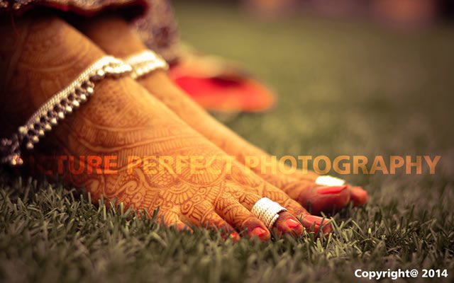 The brides beautiful henna by Picture perfect photography  Bridal-mehendi | Weddings Photos & Ideas