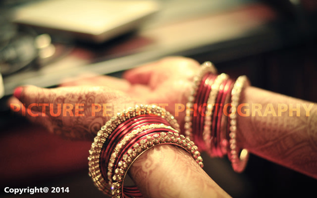 The brides beautiful bangles by Picture perfect photography  Bridal-jewellery-and-accessories | Weddings Photos & Ideas