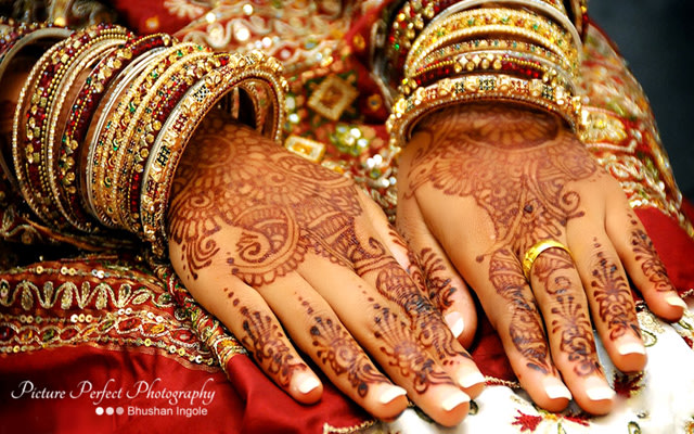 Intricate henna designs by Picture perfect photography  Bridal-mehendi | Weddings Photos & Ideas