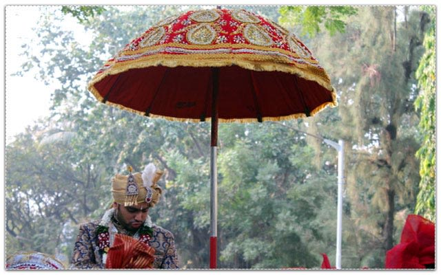 Not even the rain can stop the groom today by Basundi Photography Wedding-photography | Weddings Photos & Ideas
