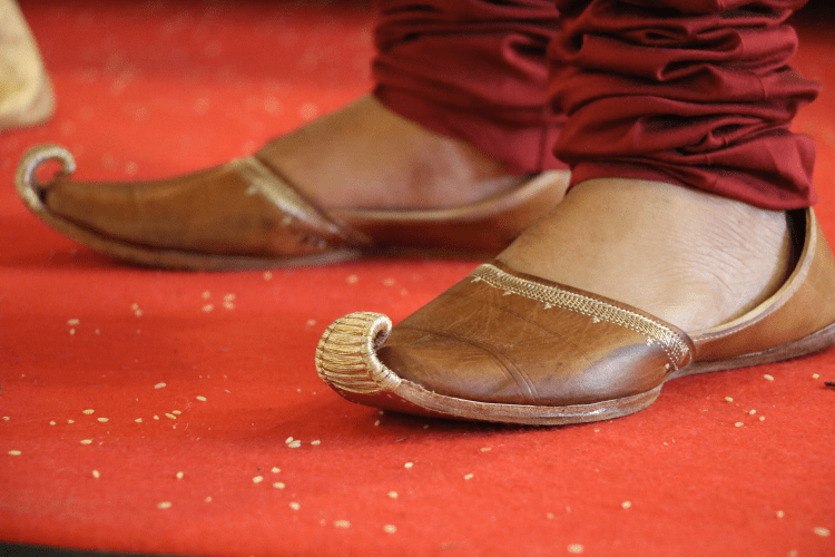 The grooms footwear on point by Basundi Photography Wedding-photography | Weddings Photos & Ideas