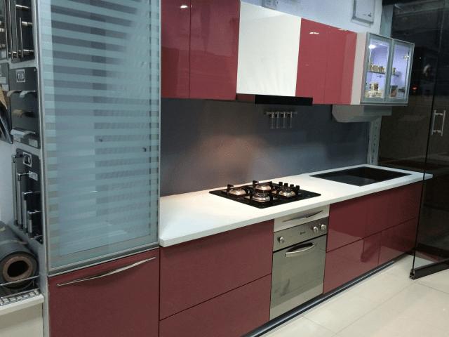 Modular kitchen design by Legend Interiors Modular-kitchen Modern | Interior Design Photos & Ideas