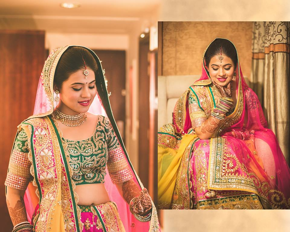 Portrait of a bride! by Kuntal Mukherjee Photography Wedding-photography | Weddings Photos & Ideas