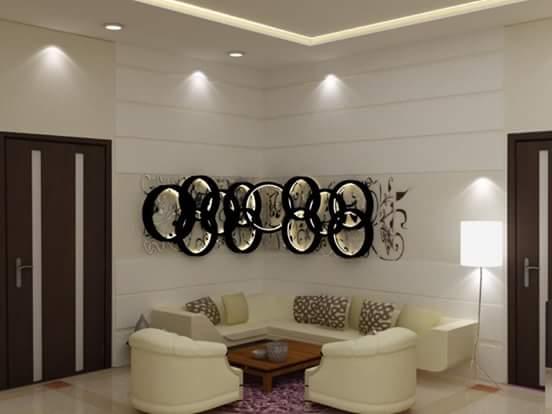 A Cream Coloured Living Room! by Florence Management Services Living-room | Interior Design Photos & Ideas