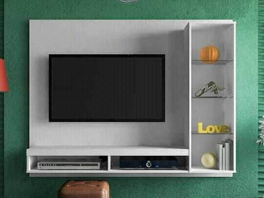 TV cum Display Unit! by Florence Management Services Living-room | Interior Design Photos & Ideas