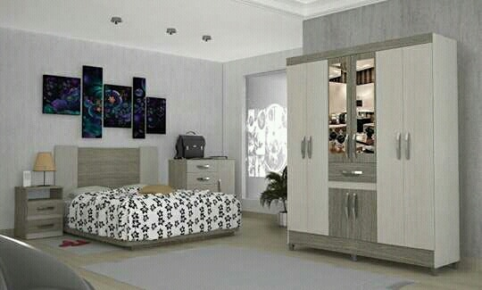 A modern bedroom! by Florence Management Services Bedroom | Interior Design Photos & Ideas