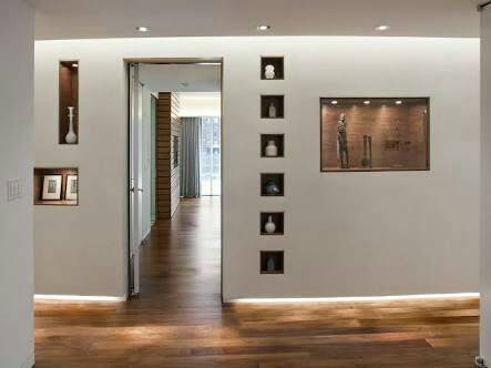 Stunning Hallway! by Florence Management Services Indoor-spaces | Interior Design Photos & Ideas