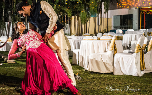 Wedding lawn decor themed pre-wedding photoshoot by Karving Images Wedding-photography | Weddings Photos & Ideas