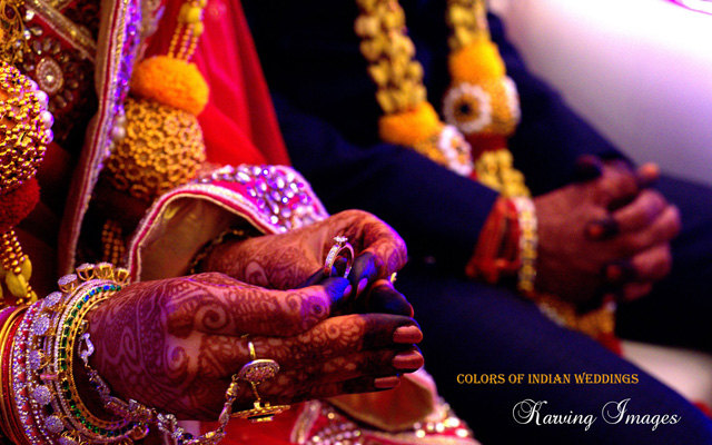 Stunning bridal jewelery and mehendi designs by Karving Images Wedding-photography | Weddings Photos & Ideas