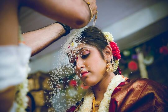 Beautiful bridal shot during wedding by Karving Images Wedding-photography | Weddings Photos & Ideas