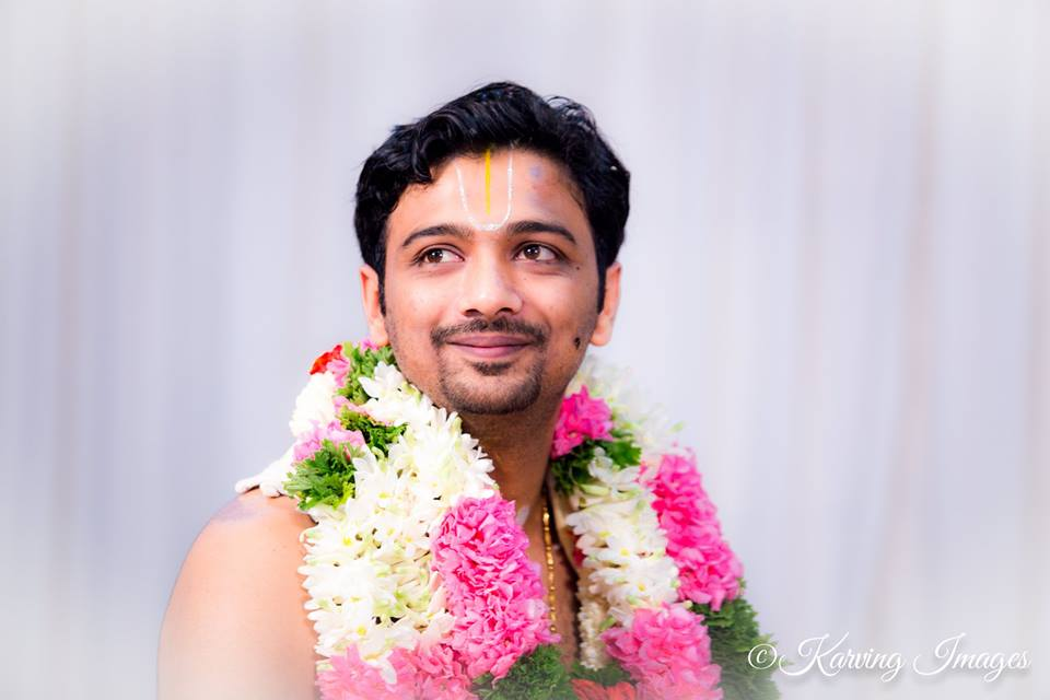 Resplendent groom during wedding day by Karving Images Wedding-photography | Weddings Photos & Ideas