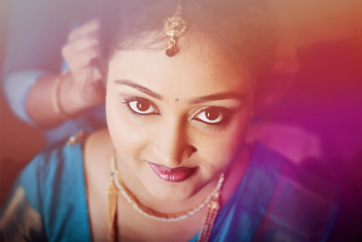 Bride Wearing Light and Natural Makeup by Priyanka Bridal-makeup   Weddings Photos & Ideas