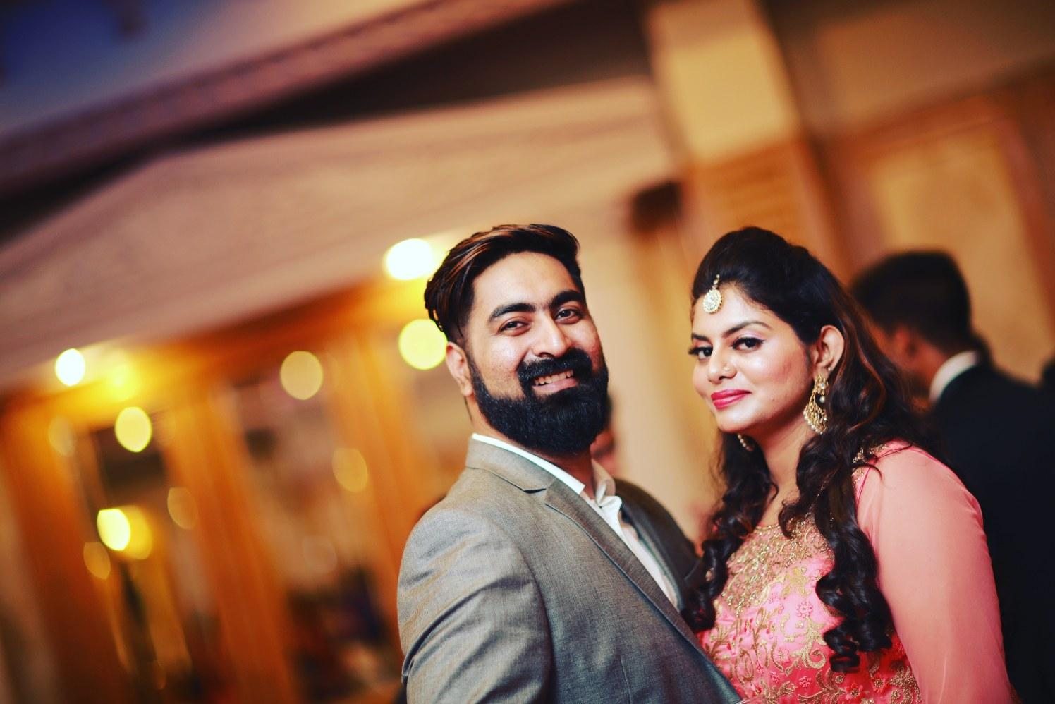 Bride Wearing Bold Makeup by Priyanka Wedding-photography Bridal-makeup Wedding-hairstyles | Weddings Photos & Ideas