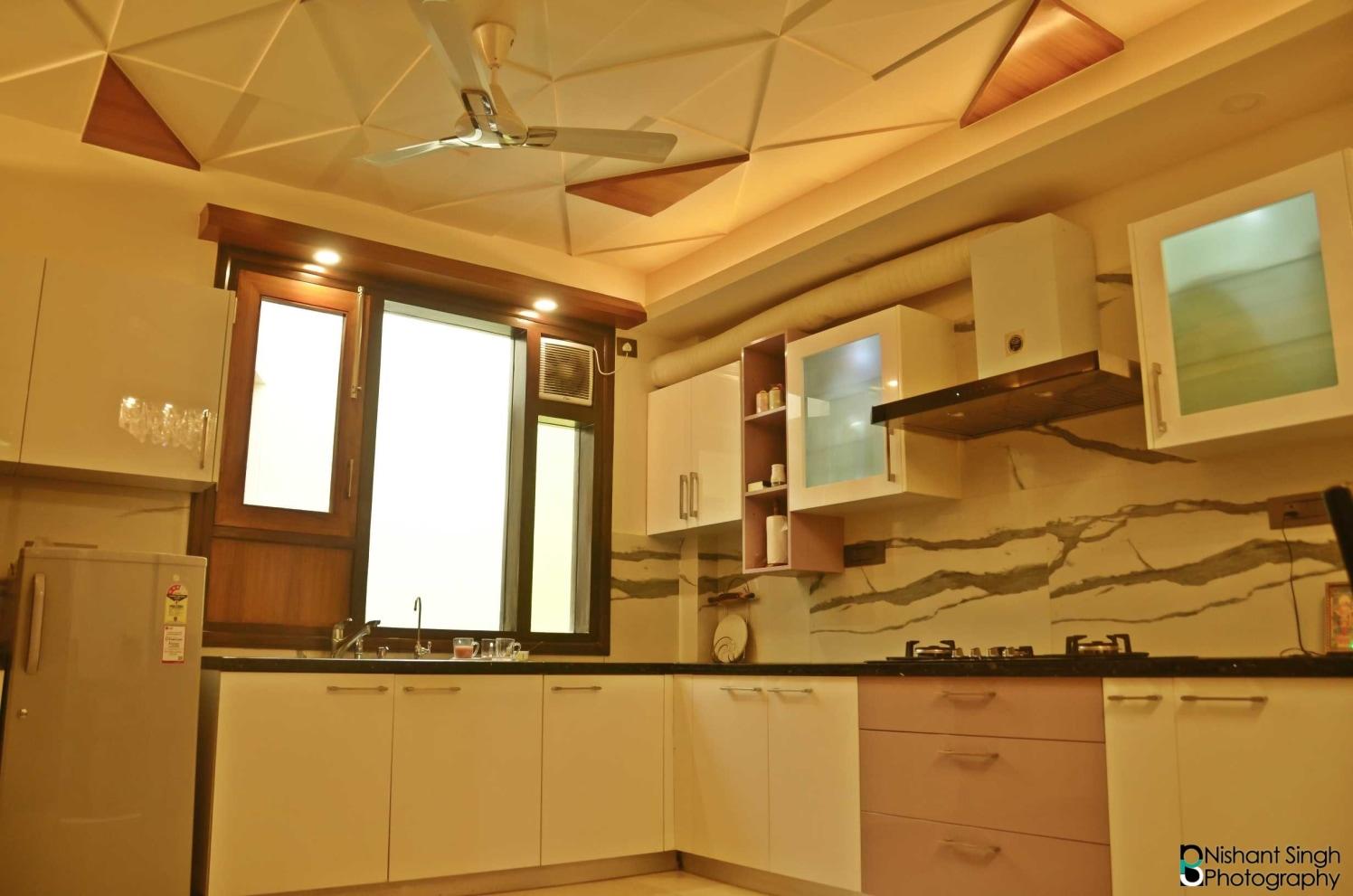 Modular Kitchen! by Metaphor Creators  Modular-kitchen | Interior Design Photos & Ideas