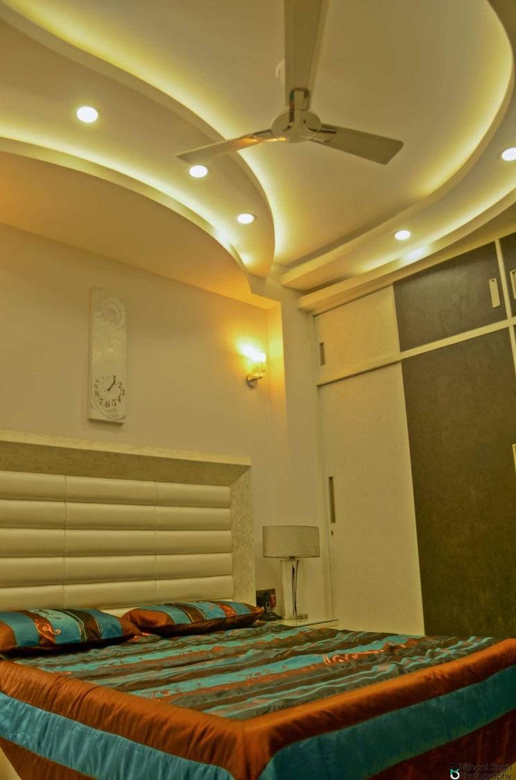 Modern Bedroom! by Metaphor Creators  Bedroom | Interior Design Photos & Ideas