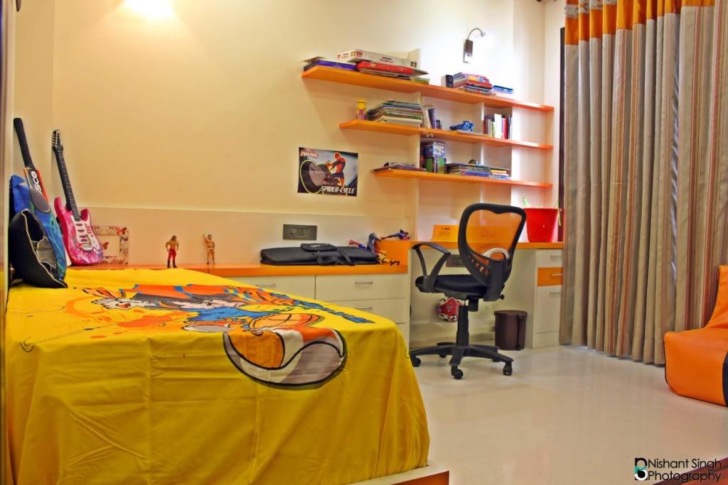 Kid's Bedroom! by Metaphor Creators  Bedroom | Interior Design Photos & Ideas