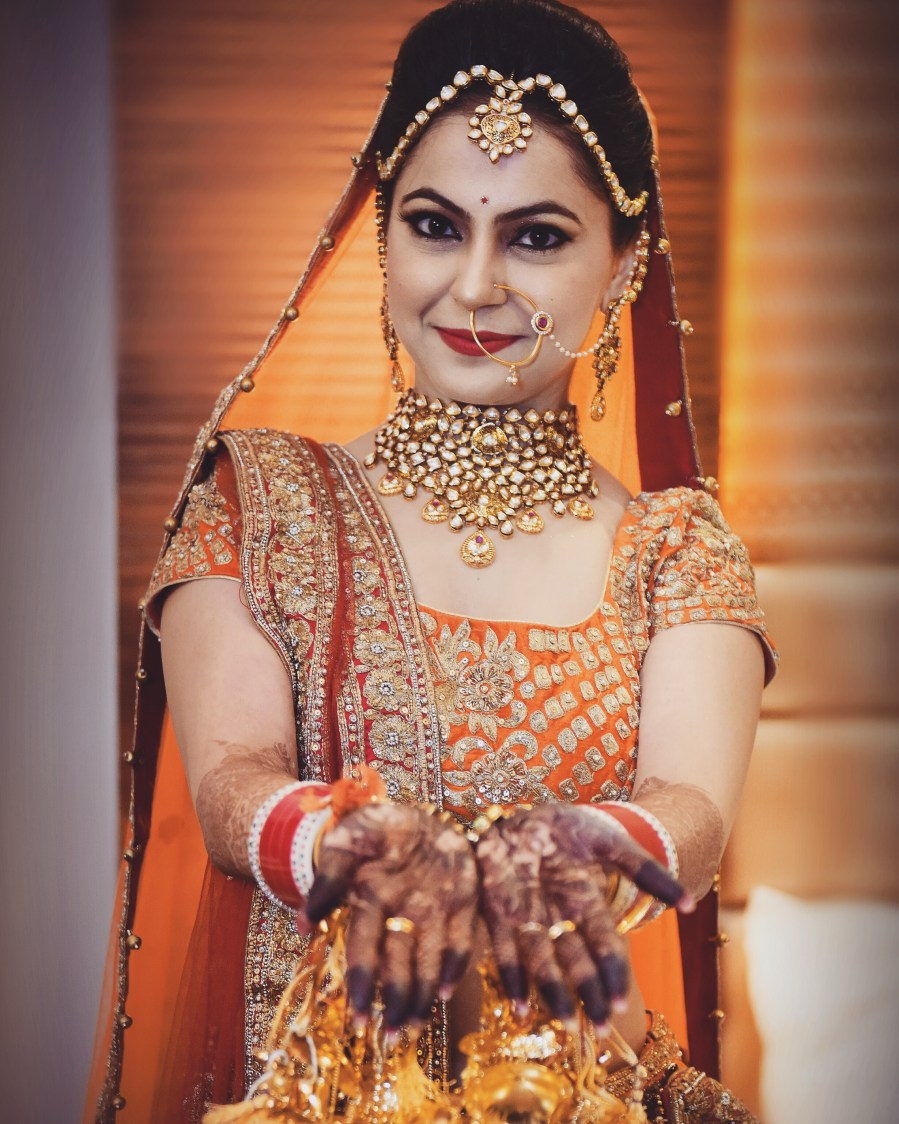 Classic bride shot by Himanshu's Lomography Wedding-photography | Weddings Photos & Ideas
