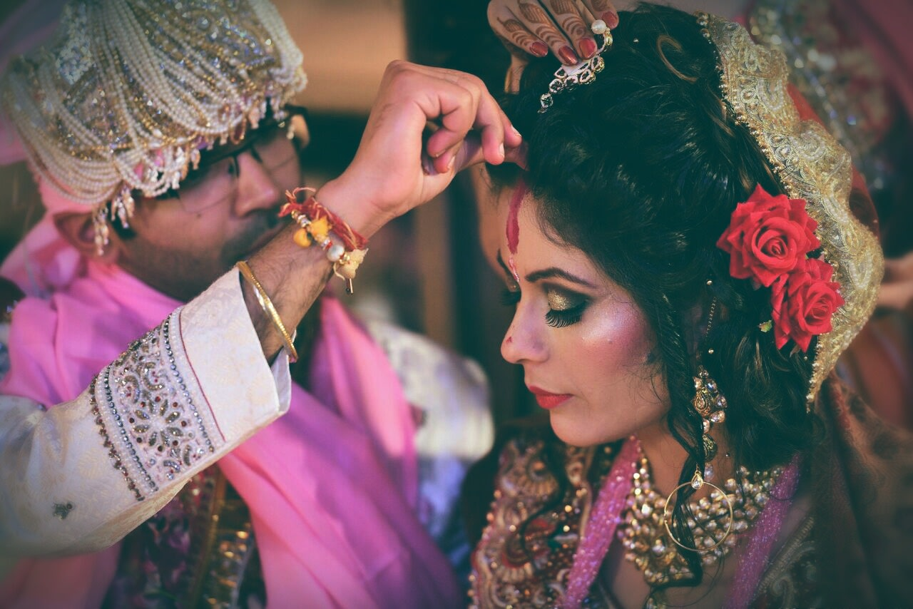 The final moment of the wedding ceremony by Himanshu's Lomography Wedding-photography | Weddings Photos & Ideas