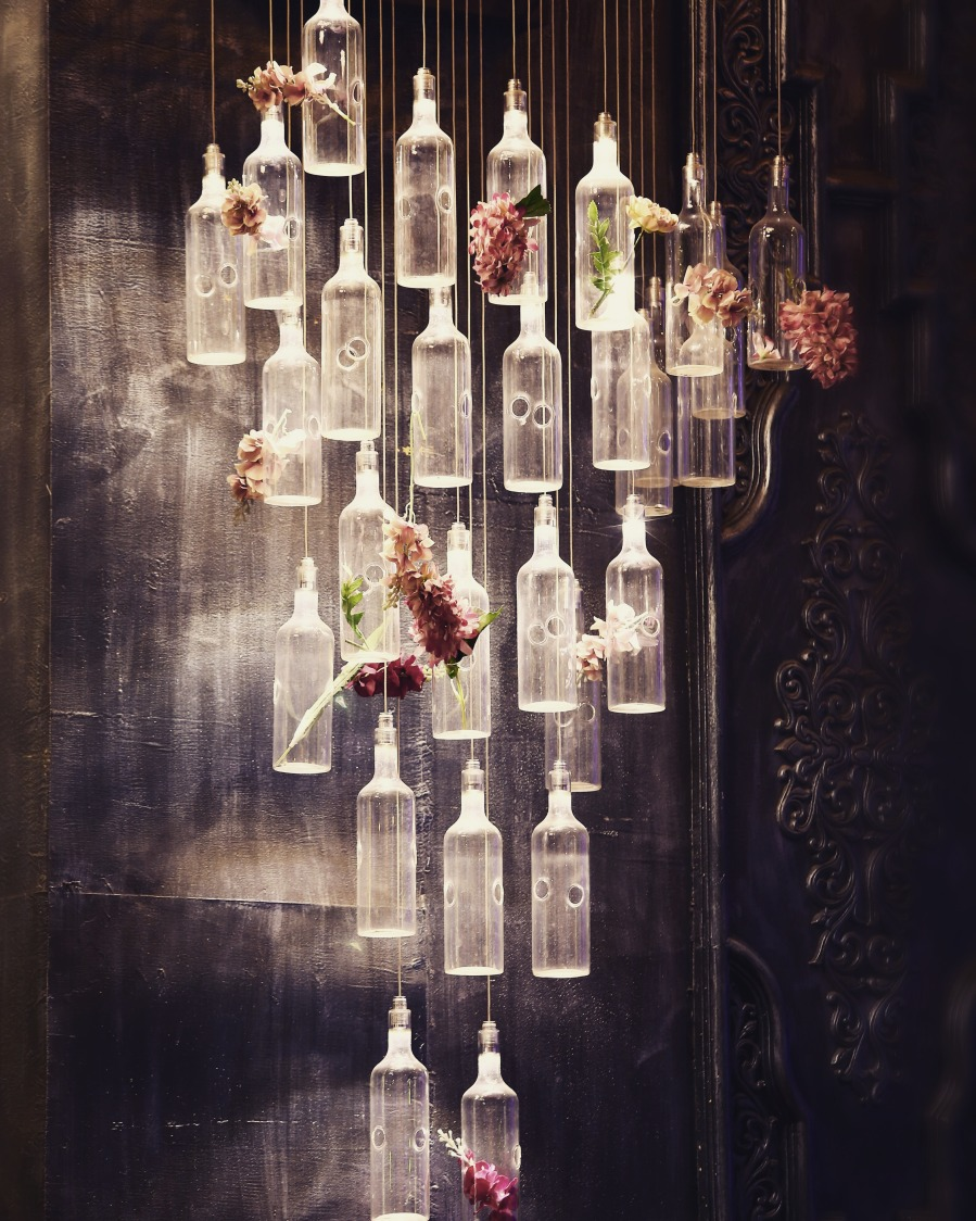Stunning cocktail decor by Himanshu's Lomography Wedding-photography | Weddings Photos & Ideas