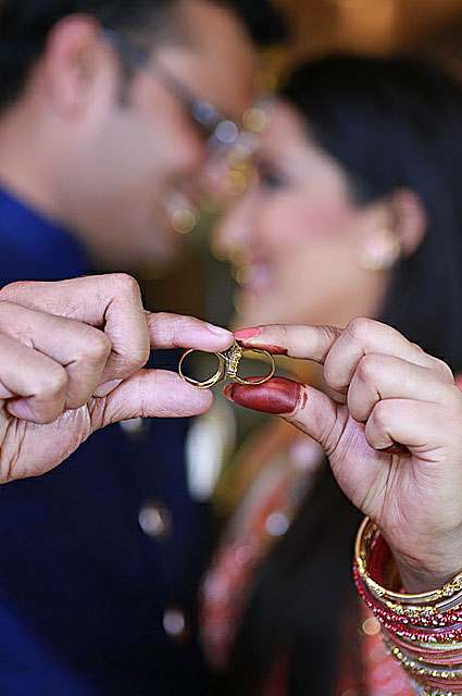 Beautiful ring shot by bride and groom by VK Pro Clicks Wedding-photography | Weddings Photos & Ideas