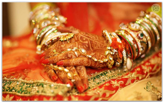 Beautiful bridal hand shot by Jatin Singh Photography and Films Wedding-photography | Weddings Photos & Ideas