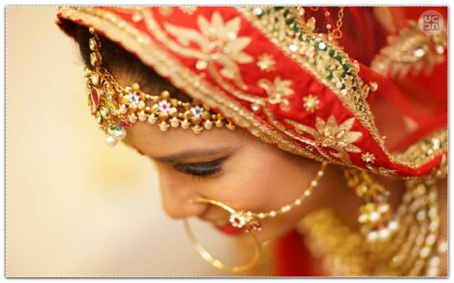 Bride shot from different angle by Jatin Singh Photography and Films Wedding-photography | Weddings Photos & Ideas