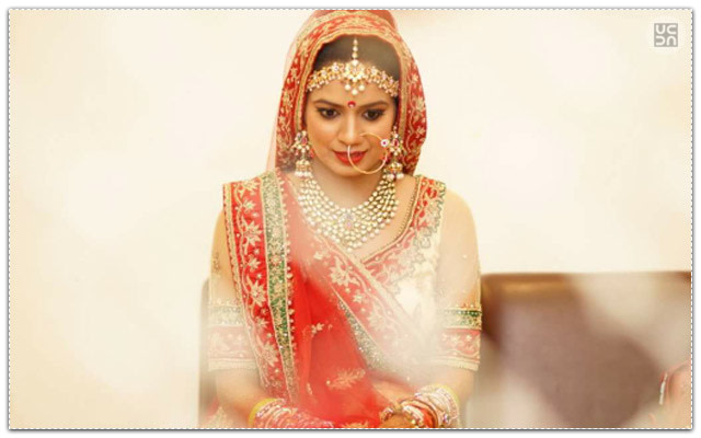 Pretty bridal portrait by Jatin Singh Photography and Films Wedding-photography | Weddings Photos & Ideas