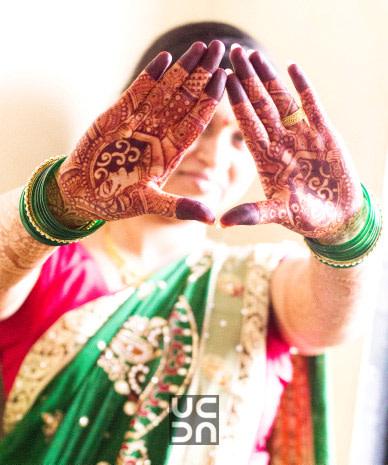 Pretty bridal mehendi design by Photography  Wedding-photography | Weddings Photos & Ideas