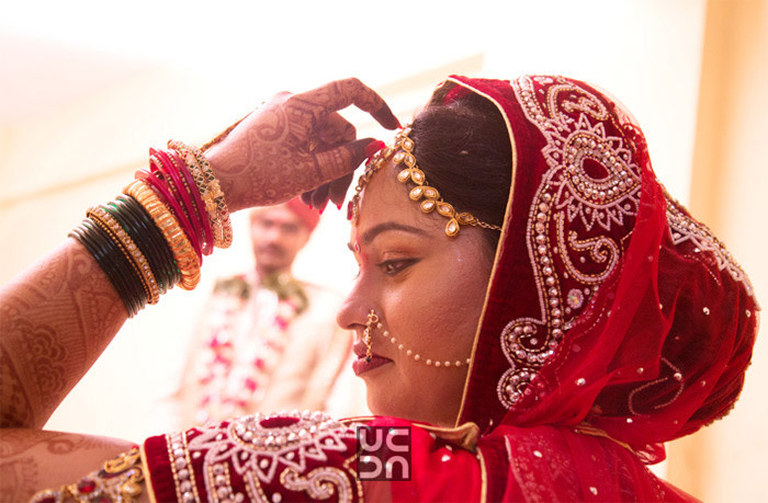Beautiful close-up shot of the bride by Photography  Wedding-photography | Weddings Photos & Ideas