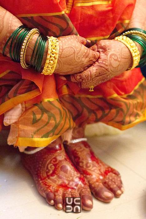 Beautiful bridal hand and feet mehendi by Photography  Wedding-photography | Weddings Photos & Ideas