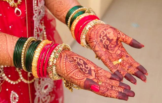 Beautiful bridal mehendi design by Photography  Wedding-photography | Weddings Photos & Ideas