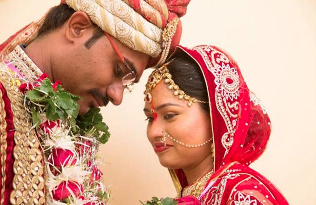 Elegant bride and groom portrait by Photography  Wedding-photography | Weddings Photos & Ideas