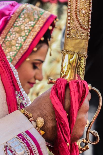 A sword of unity by InspiredClicks Wedding-photography | Weddings Photos & Ideas