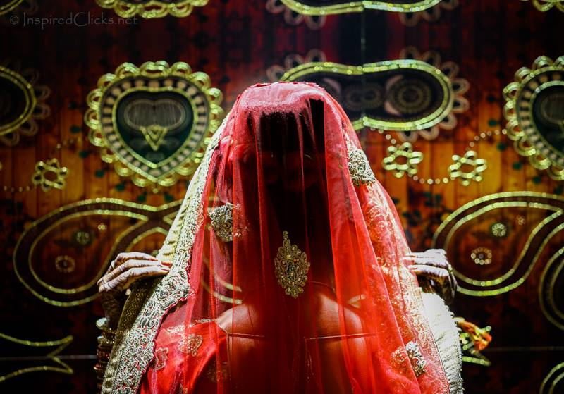 The bride takes a moment on her big day by InspiredClicks Wedding-photography | Weddings Photos & Ideas