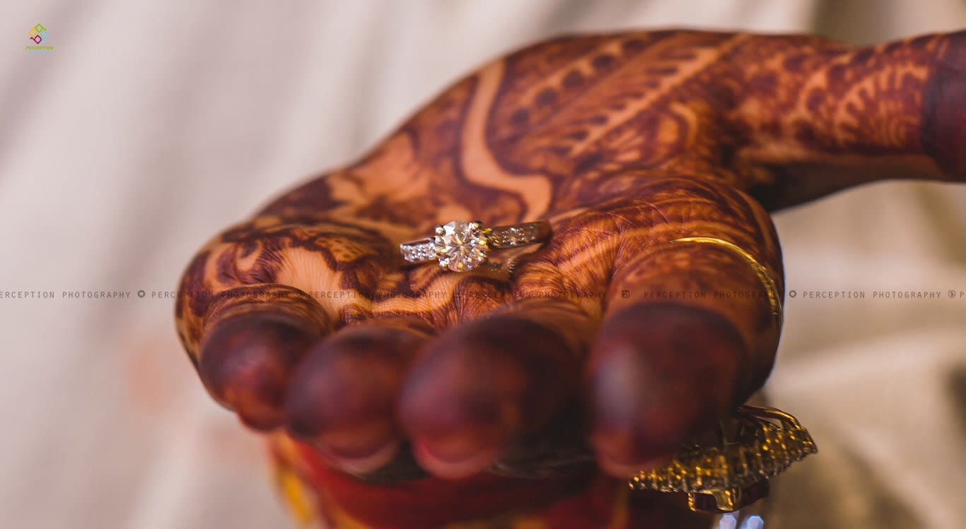 A Ring Made With Splendid Precision by Anuj Sharma Wedding-photography Bridal-jewellery-and-accessories | Weddings Photos & Ideas