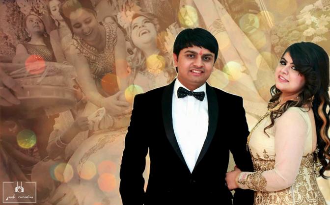 Elegant couple by Sunik Recreations Wedding-photography | Weddings Photos & Ideas