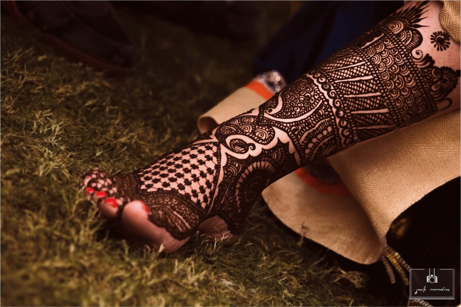 Elegant mehendi by Sunik Recreations Wedding-photography | Weddings Photos & Ideas